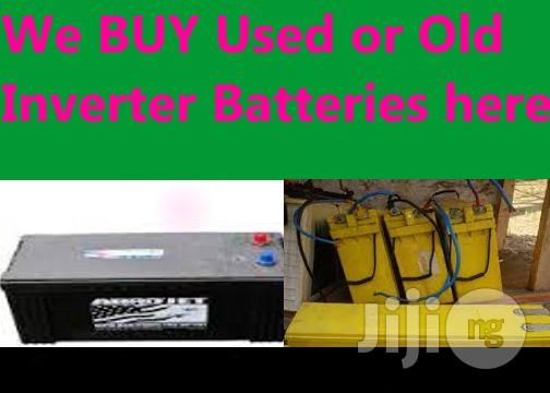 Inverter Battery In Gwarinpa