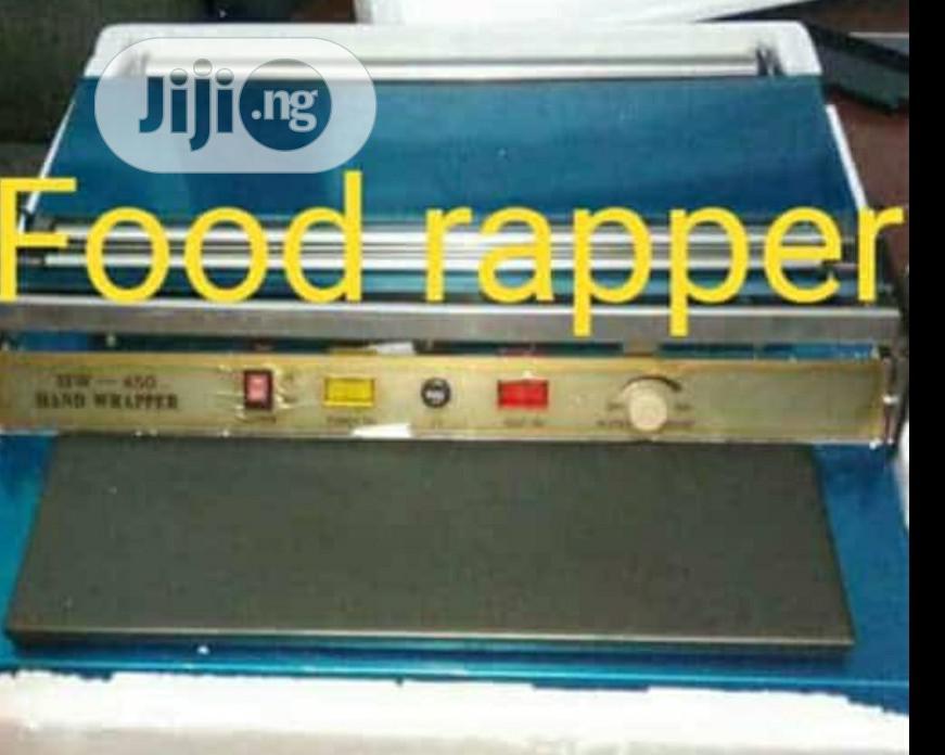 Food Wrapper 2020