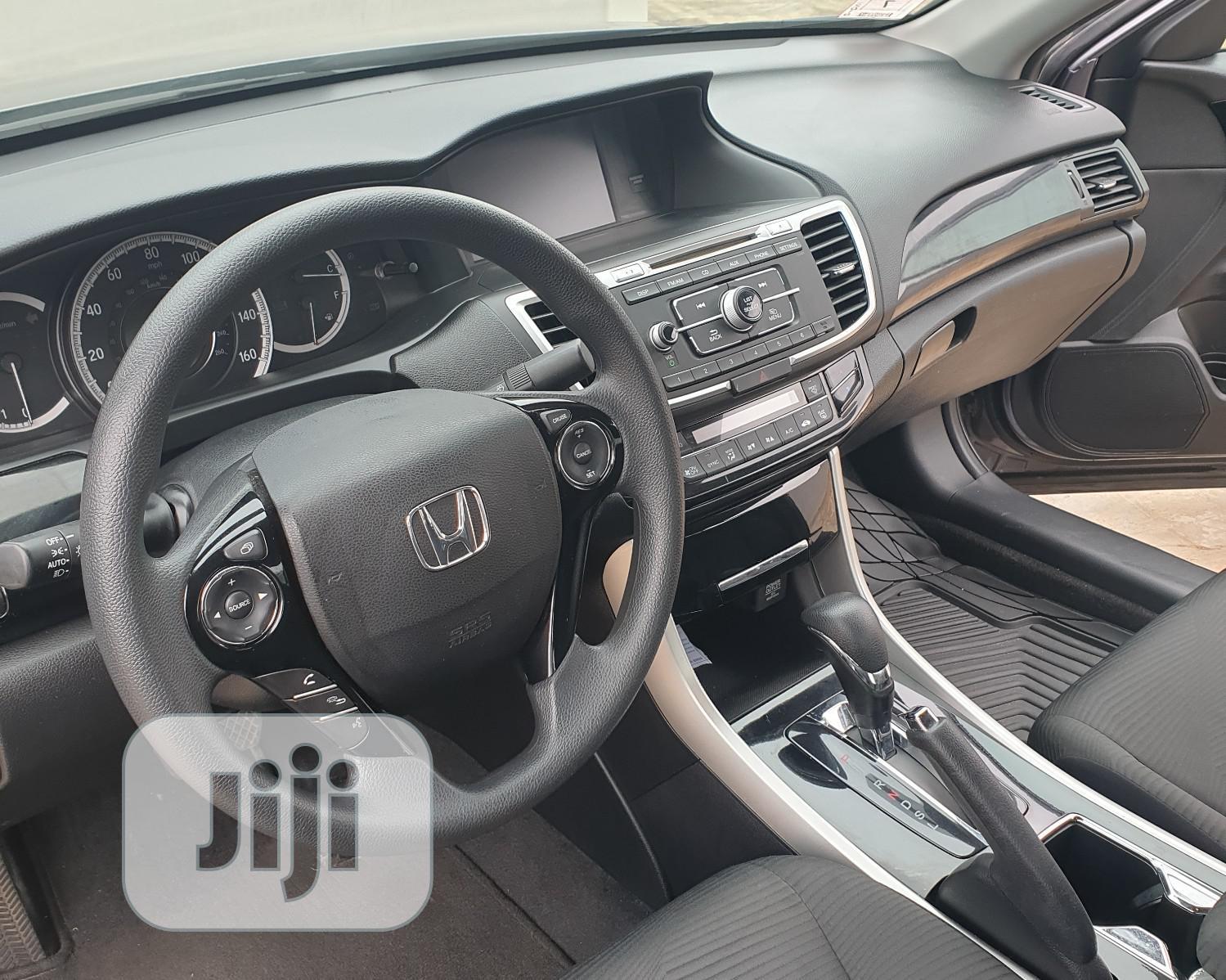 Honda Accord 2016 Gray | Cars for sale in Surulere, Lagos State, Nigeria
