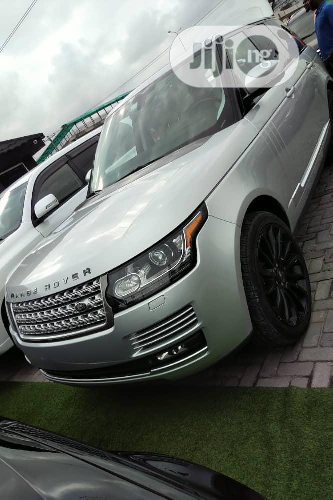 Land Rover Range Rover Sport 2014 HSE 4x4 (3.0L 6cyl 8A) Silver | Cars for sale in Lekki, Lagos State, Nigeria