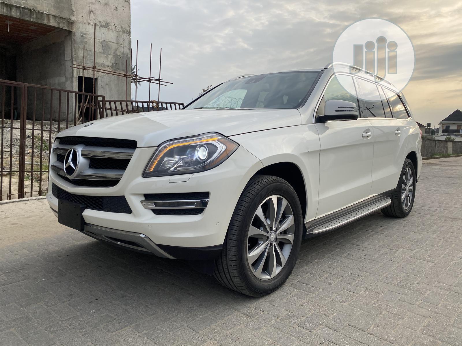 Mercedes-Benz GL Class 2013 White | Cars for sale in Lekki, Lagos State, Nigeria