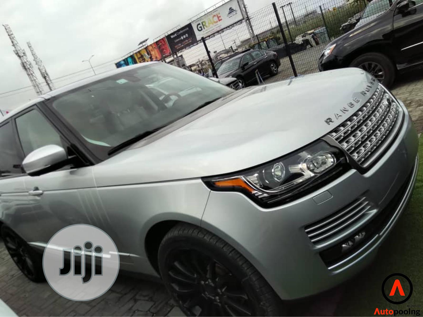 Land Rover Range Rover Sport 2014 HSE 4x4 (3.0L 6cyl 8A) Silver