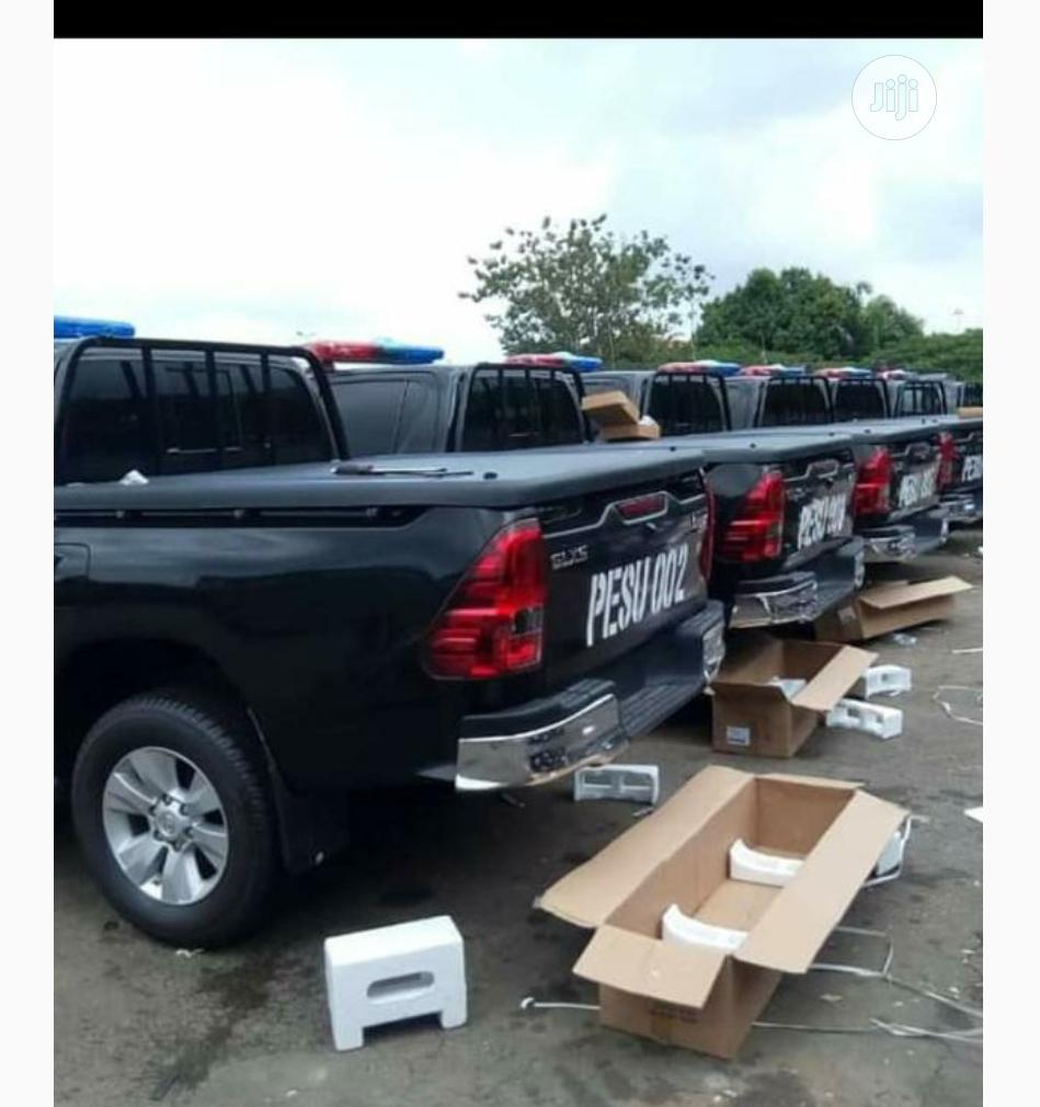 Upgrade Kit Toyota Hilux 2007 To 2018/19 Model Original