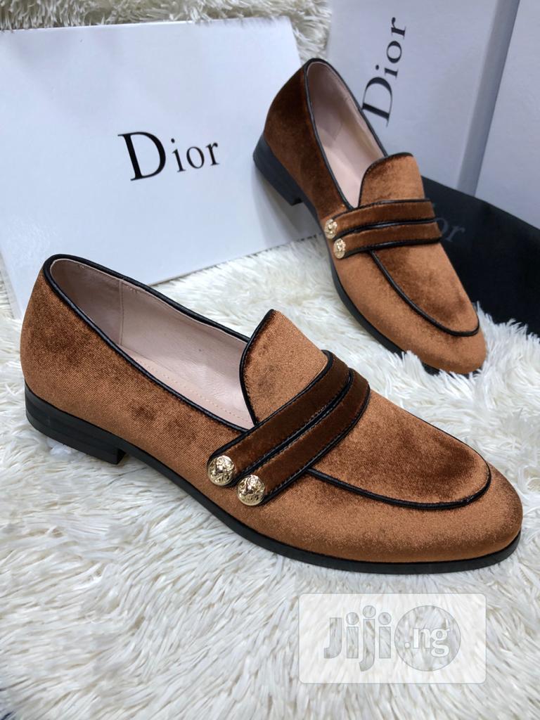 Dior Suede Shoe For Men | Shoes for sale in Lagos Island (Eko), Lagos State, Nigeria