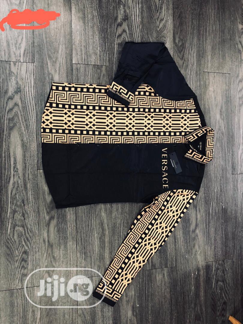 Authentic Versace Shirts