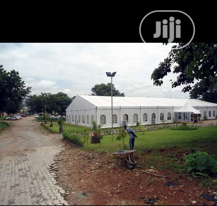 Makki Canopy For Event Center | Garden for sale in Ajah, Lagos State, Nigeria