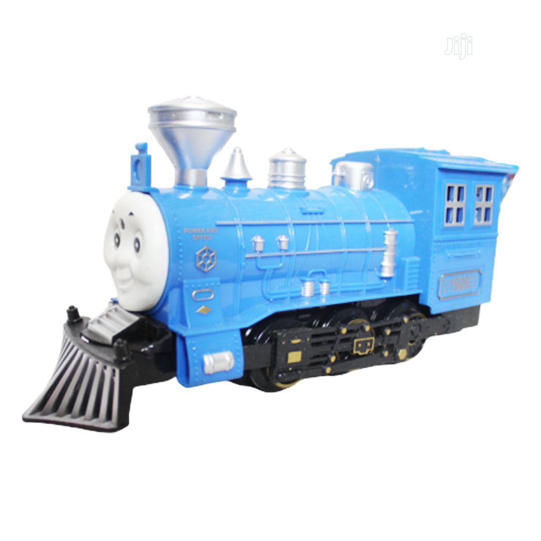 Happy Locomotive Train