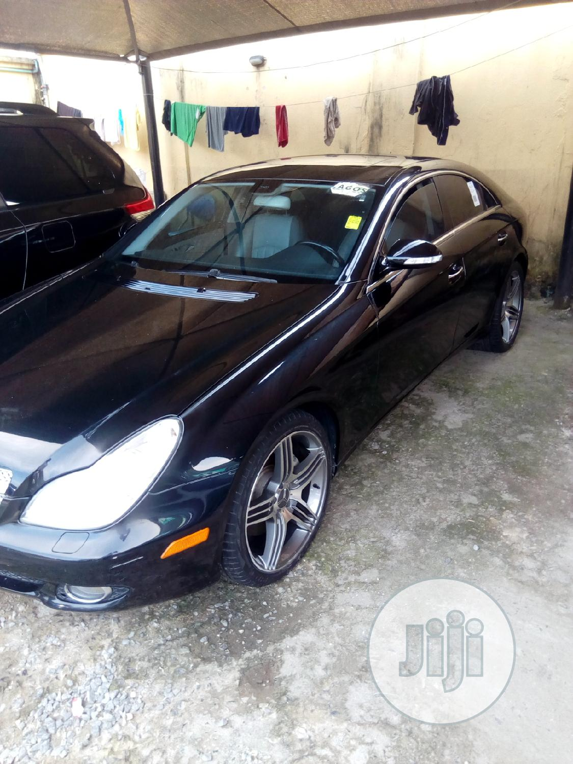 Mercedes-Benz CLS 2005 Black | Cars for sale in Maryland, Lagos State, Nigeria