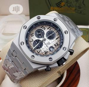 High Quality Audemars Piguet Stainless Steel Watch | Watches for sale in Oyo State, Ibadan