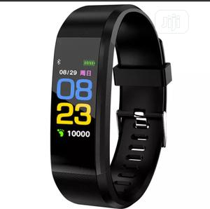 115plus Smartwatch Health Monitor And Fitness Tracker | Smart Watches & Trackers for sale in Lagos State, Ojo