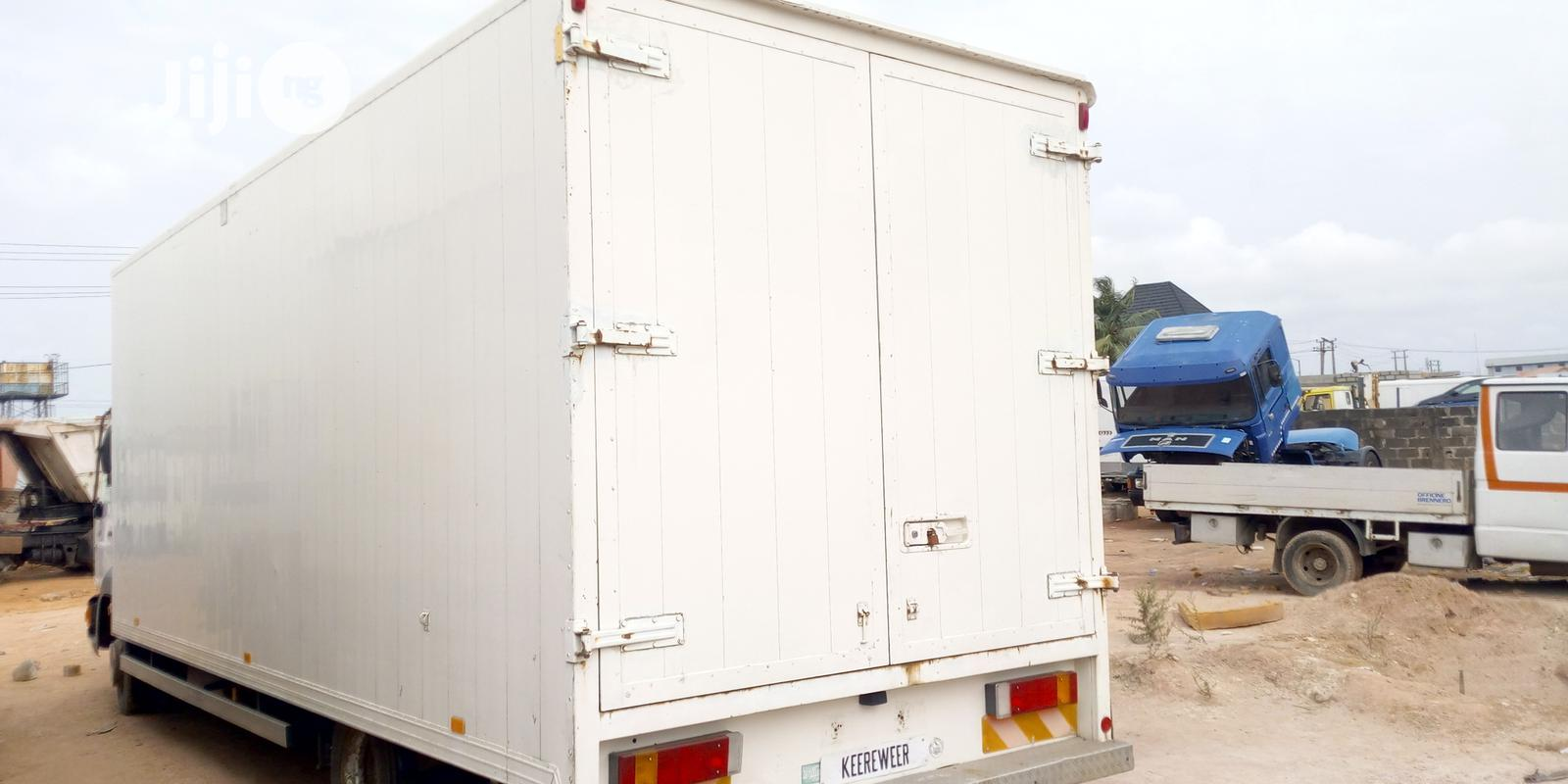 Man Container Body Tokunbo | Trucks & Trailers for sale in Amuwo-Odofin, Lagos State, Nigeria