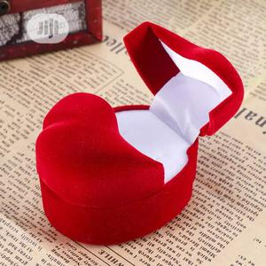 Velvet Wedding Ring Case   Wedding Wear & Accessories for sale in Rivers State, Port-Harcourt