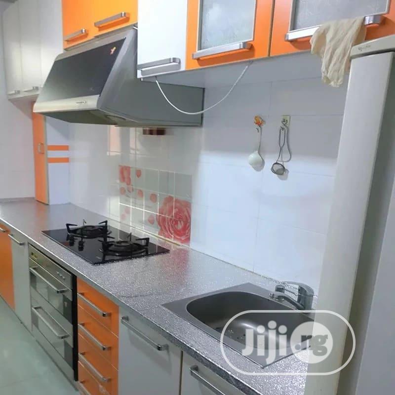 Kitchen Oil Proof Sticker | Kitchen & Dining for sale in Lagos Island (Eko), Lagos State, Nigeria