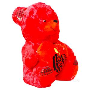 Beautiful Red Teddy | Toys for sale in Lagos State, Amuwo-Odofin
