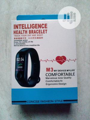 M3 Bracelet Fitness Tracker Smartwatch | Smart Watches & Trackers for sale in Lagos State, Ojo
