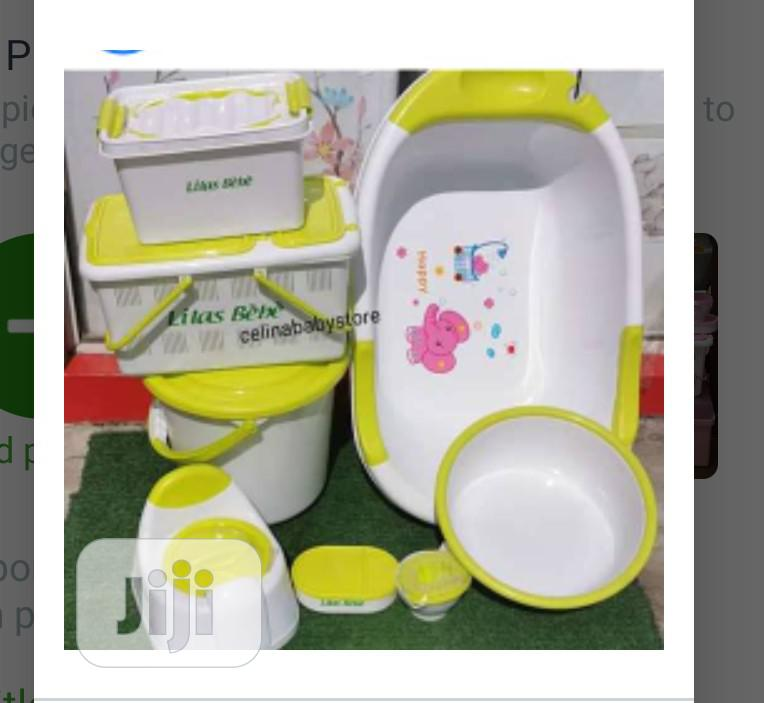 Baby Bath Set | Baby & Child Care for sale in Lagos Island (Eko), Lagos State, Nigeria