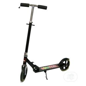 Awesome Black Colourful Scooter   Toys for sale in Lagos State, Amuwo-Odofin