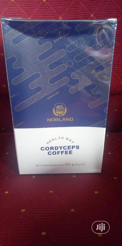 Cordyceps Coffee For Energy
