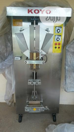 Sachet Water Packaging Machine   Manufacturing Equipment for sale in Kebbi State, Bagudo