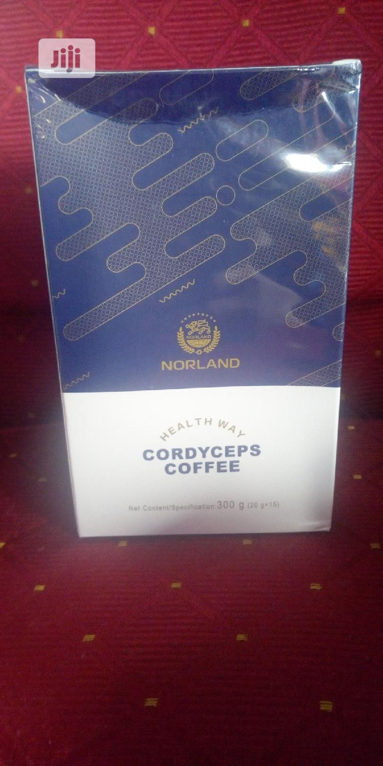Cordyceps Coffee For High Cholesterol