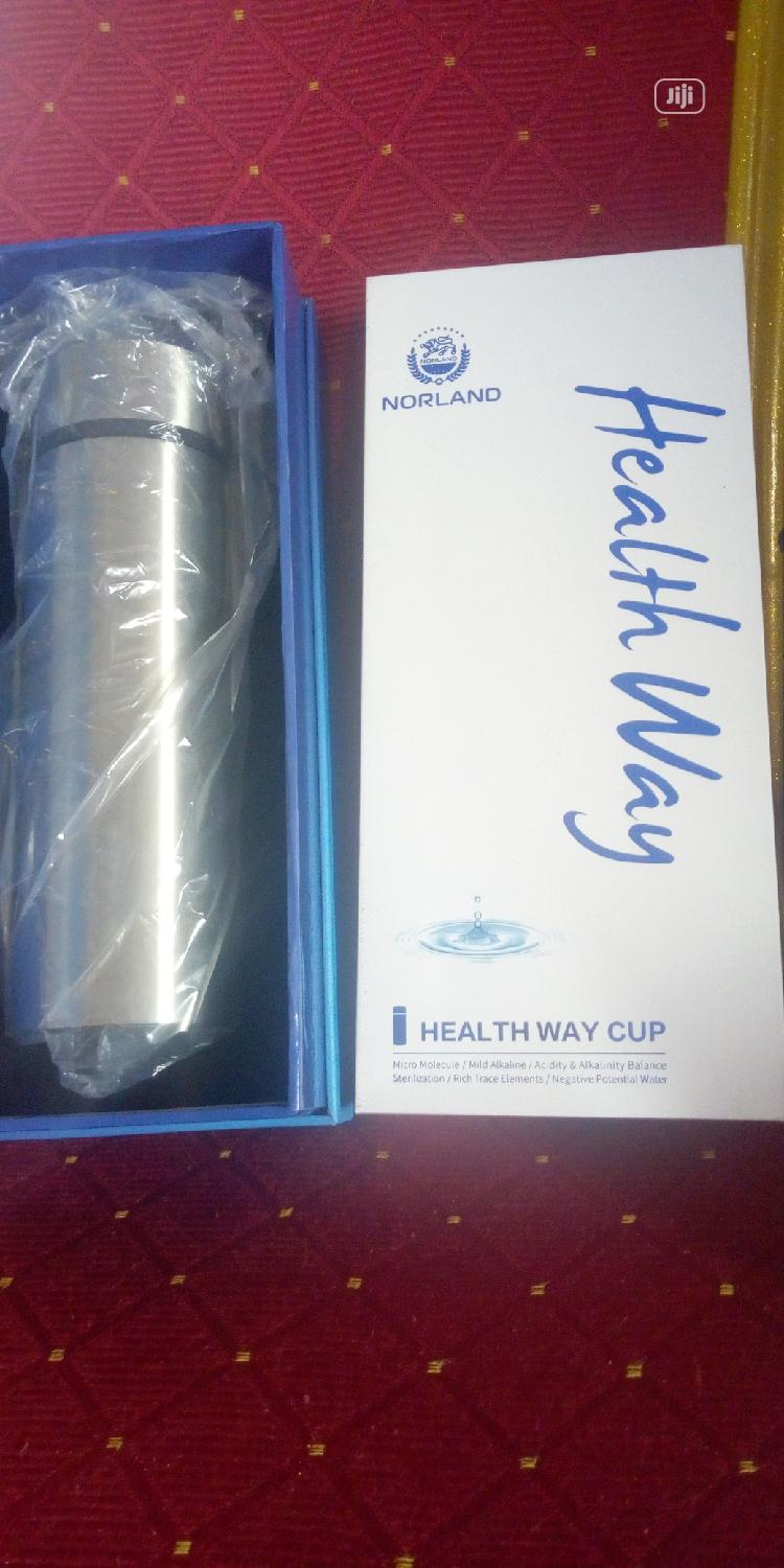Norland Healthway Alkaline Cup Detoxify, Purify, Neutralize