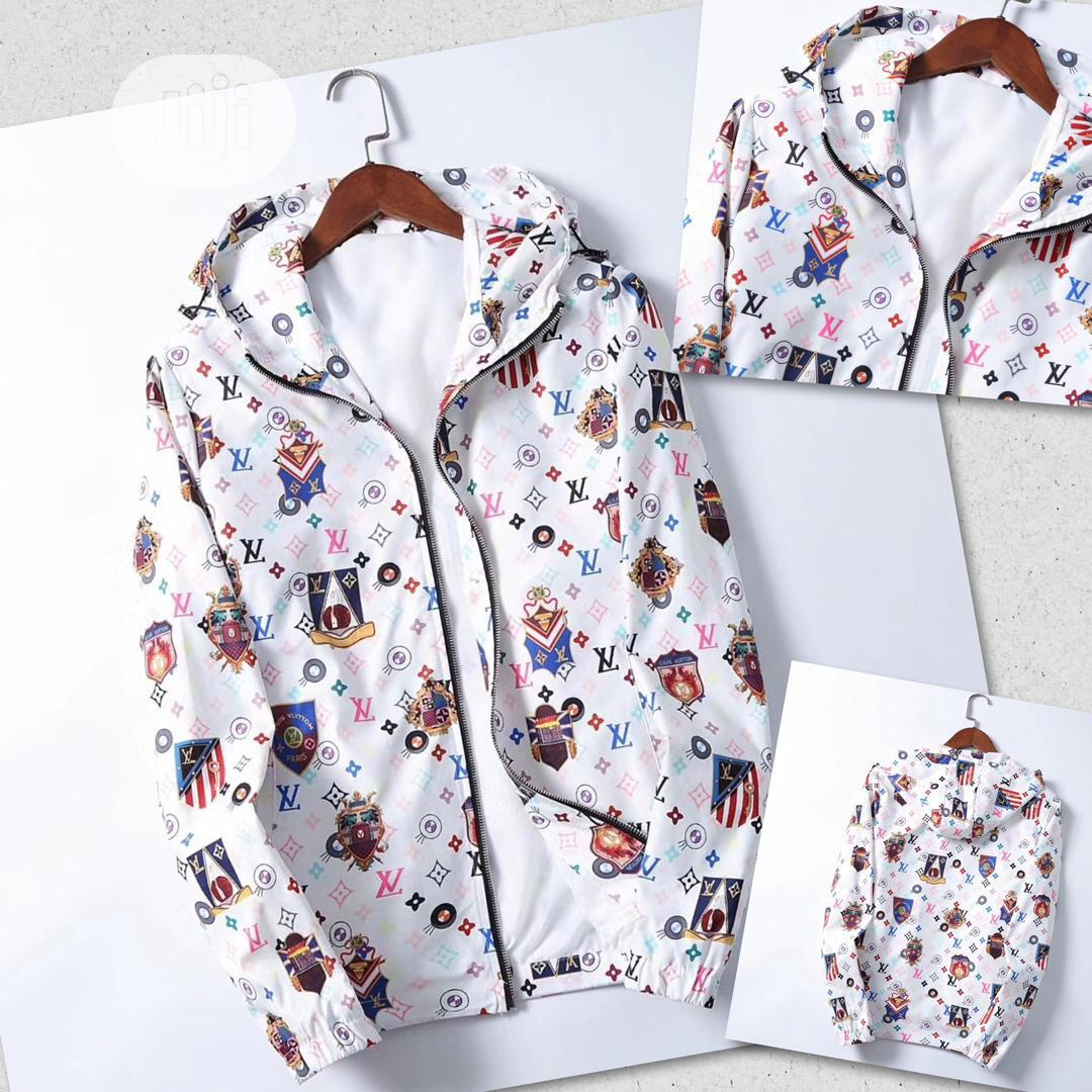 Authentic LV Hoodies Jackets   Clothing for sale in Alimosho, Lagos State, Nigeria