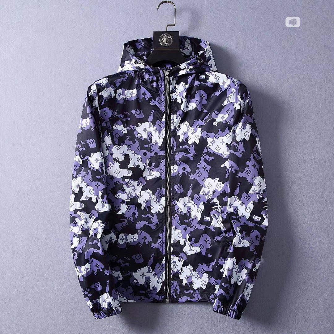 Authentic LV Hoodies Jackets