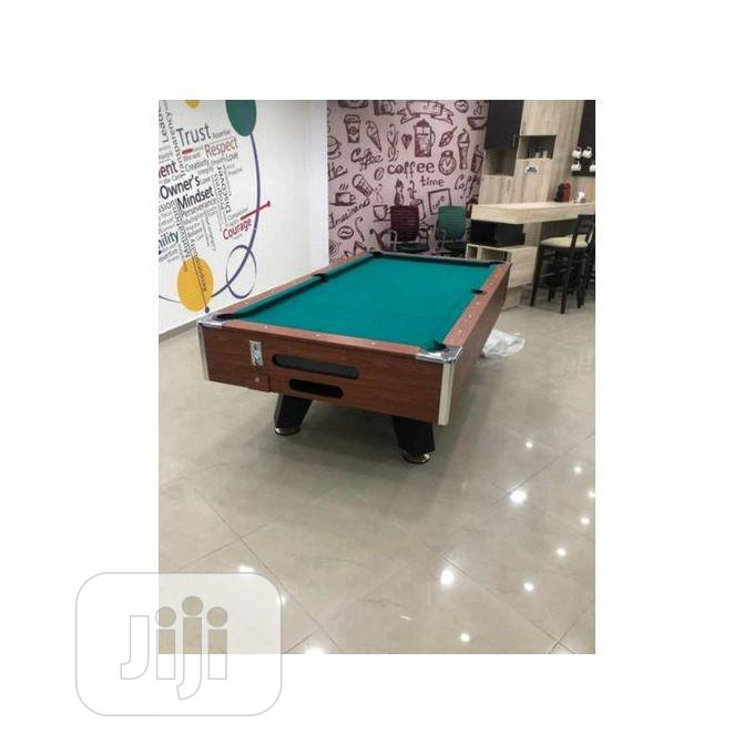 8ft Snooker Table