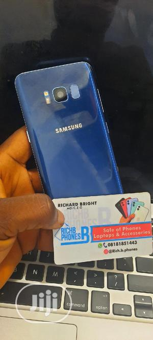 Samsung Galaxy S8 64 GB Blue   Mobile Phones for sale in Imo State, Owerri