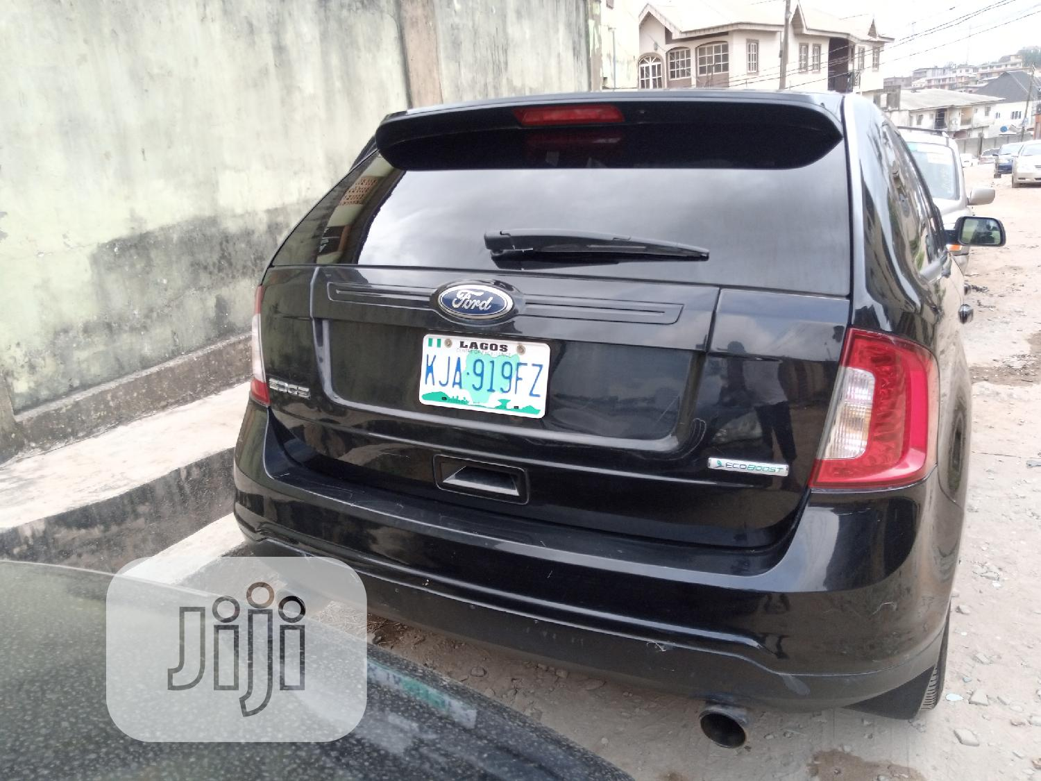Ford Edge 2012 Black | Cars for sale in Magodo, Lagos State, Nigeria