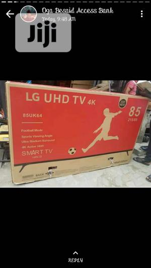 New Arrival LG 85'inch 4K Uhd Smart Android TV Super Slim | TV & DVD Equipment for sale in Lagos State, Ojo