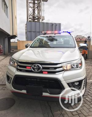 Toyota Hilux 2020 For Hire | Chauffeur & Airport transfer Services for sale in Lagos State, Lagos Island (Eko)