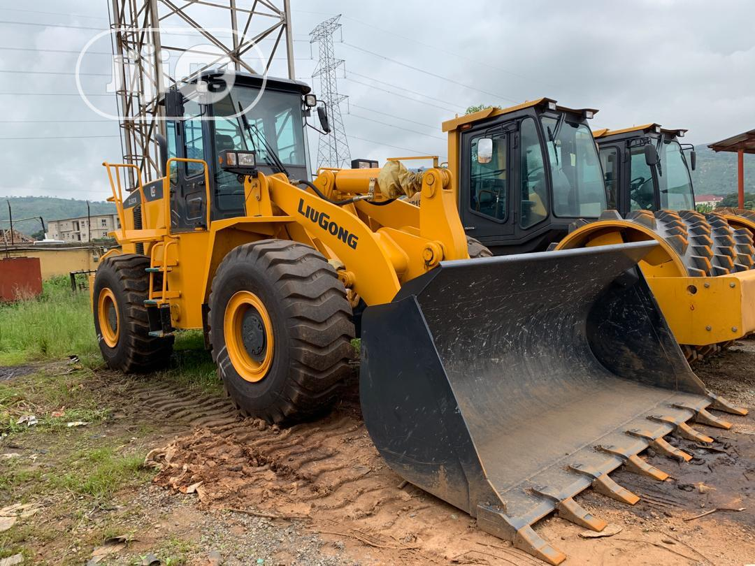 Archive: Liugong Excavator And Wheel Loader