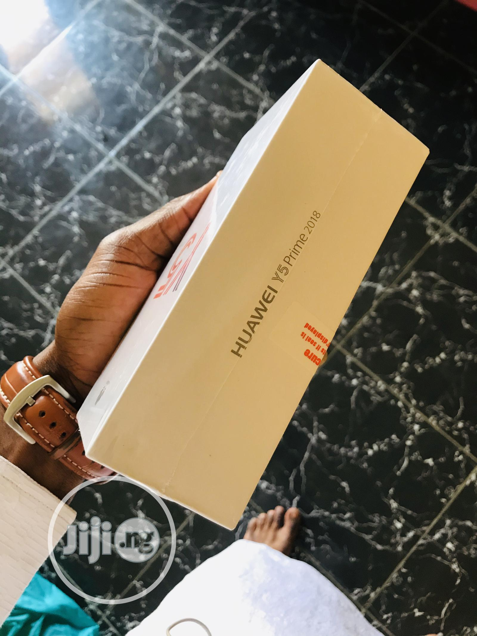 New Huawei Y5 16 GB | Mobile Phones for sale in Wuse, Abuja (FCT) State, Nigeria