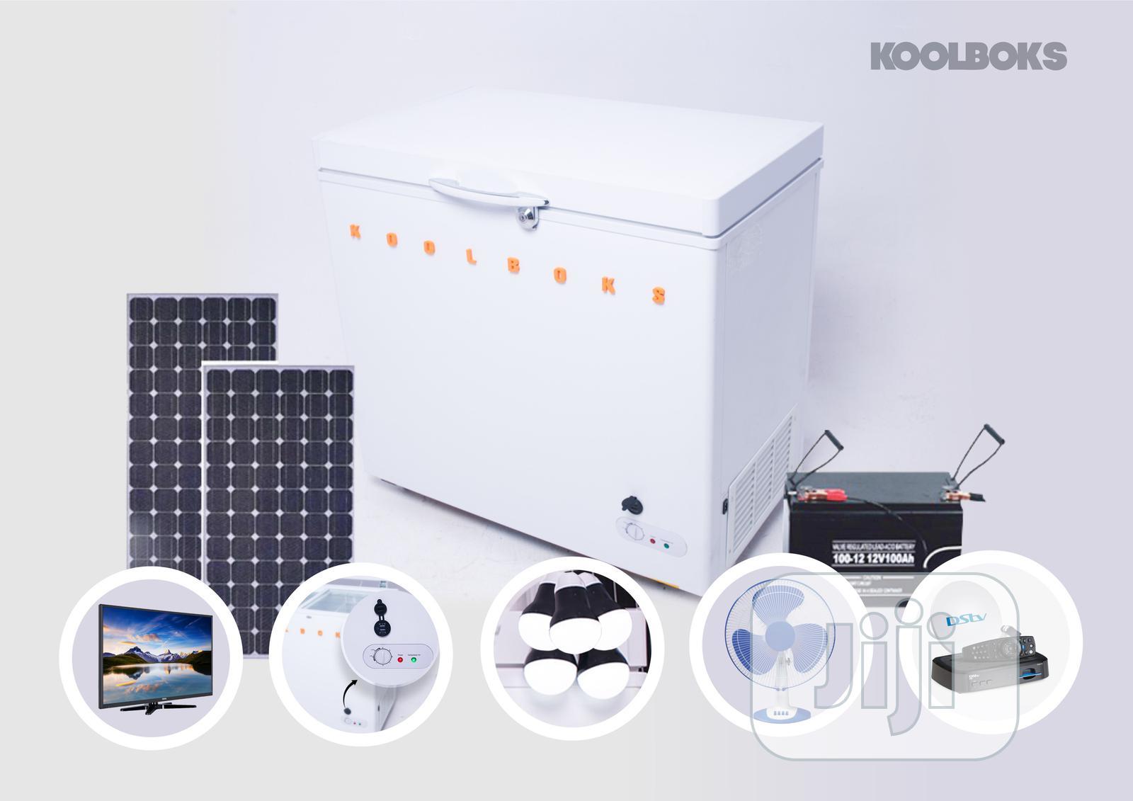 Archive: Koolhome Solar Power Plan +158L Solar Freezer