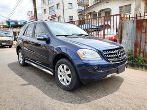 Mercedes-Benz M Class 2008 ML 350 4Matic Blue | Cars for sale in Lagos State, Ikeja