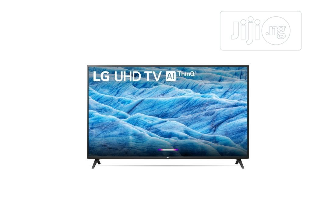 LG 43 Inch Class 4K Smart UHD TV W/AI Thinq®