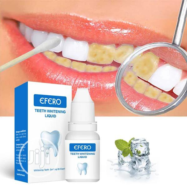 Efero Teeth Whitening Essence | Bath & Body for sale in Ikeja, Lagos State, Nigeria