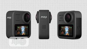 Gopro Max 360 Waterproof Camera   Photo & Video Cameras for sale in Lagos State, Ikeja