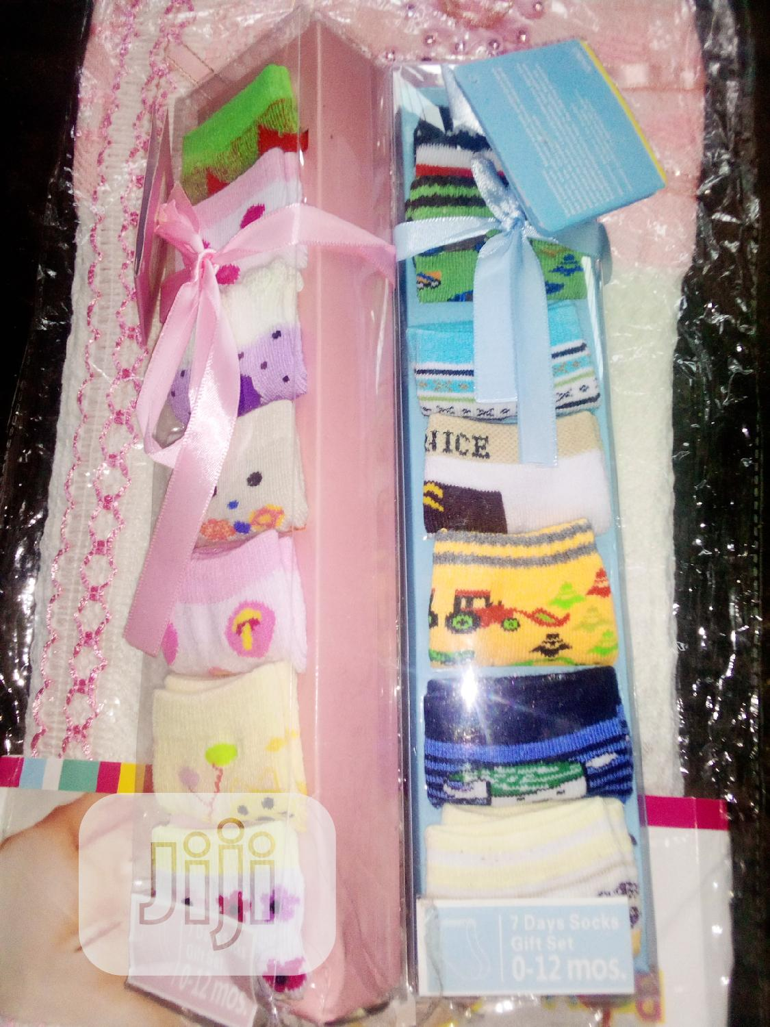 Baby Shoe Socks And Set Socks | Children's Clothing for sale in Aba North, Abia State, Nigeria