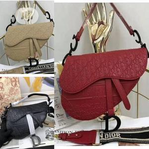 Christian Dior Saddle Handbag | Bags for sale in Lagos State, Lagos Island (Eko)