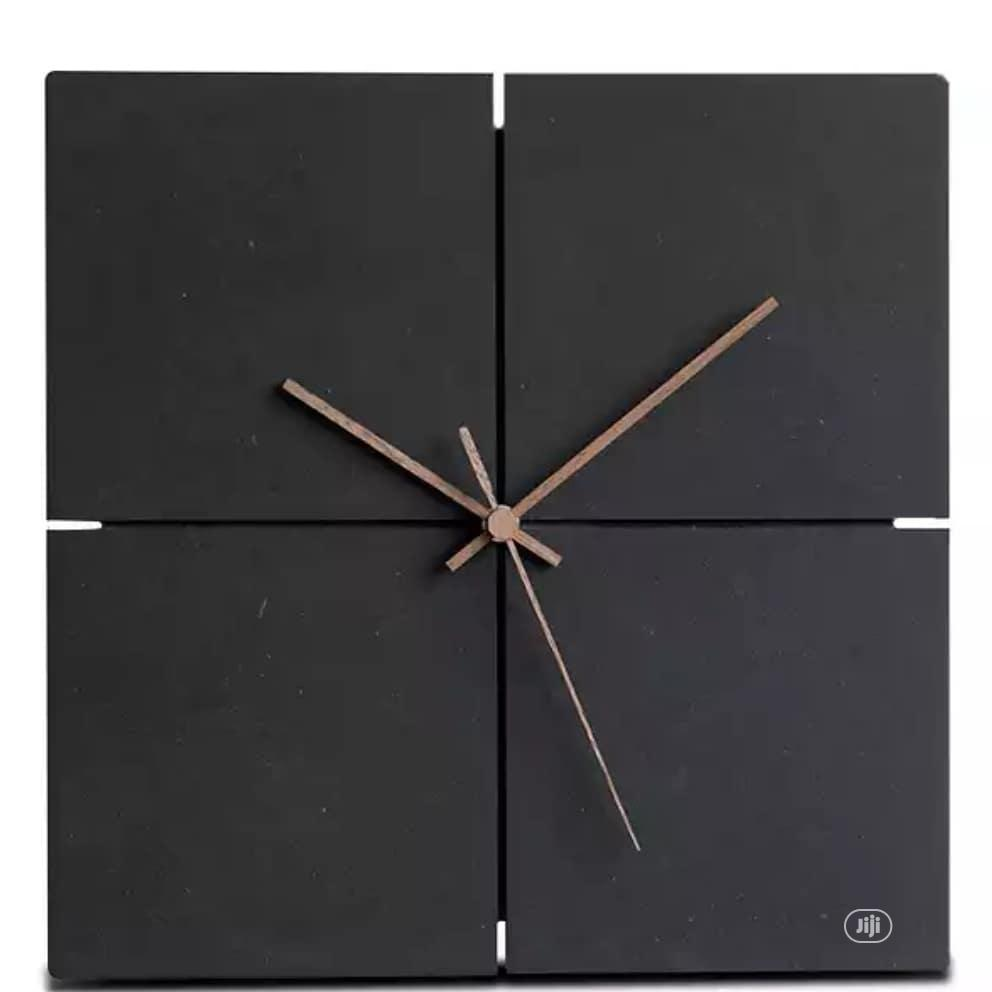 Archive: Wooden Wall Clock