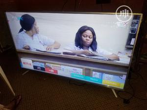 "Sharp 55""Inches 4K Uhd LED Smart TV | TV & DVD Equipment for sale in Lagos State, Ojo"