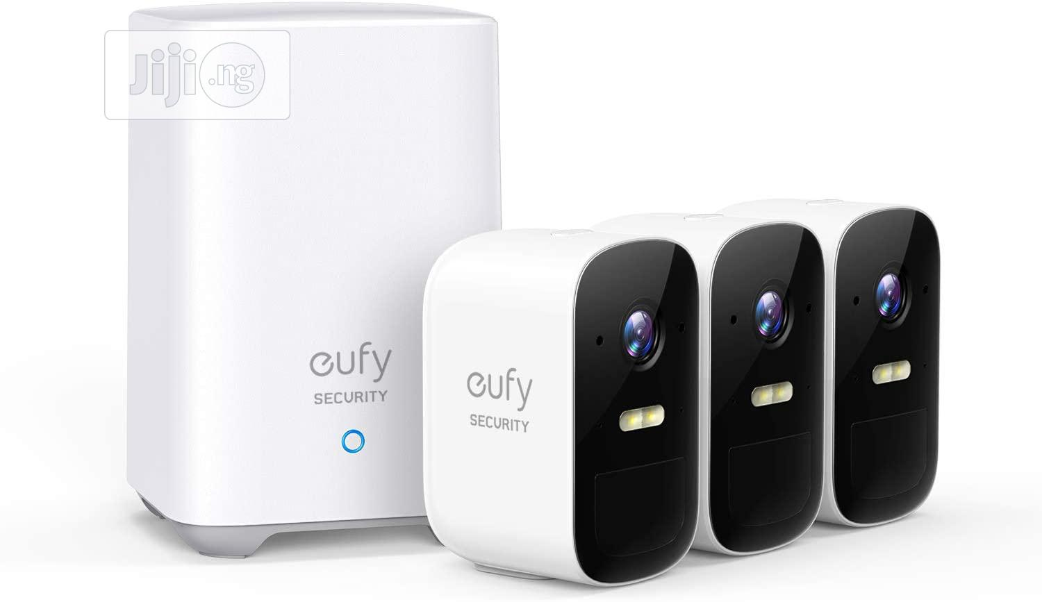 Eufycam 2C Wireless Home Security Camera System 180days