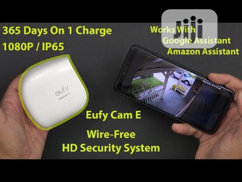 Wireless Home Camera System, Eufy Security 365days | Security & Surveillance for sale in Ikeja, Lagos State, Nigeria