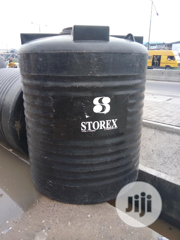 Storex Aboveground Storage Tank | Plumbing & Water Supply for sale in Amuwo-Odofin, Lagos State, Nigeria