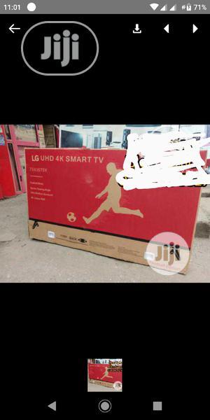 "Brand New LG 75""Inch UHD 4k Smart""Netflix"" Internet Tv Wi-Fi | TV & DVD Equipment for sale in Lagos State, Ojo"