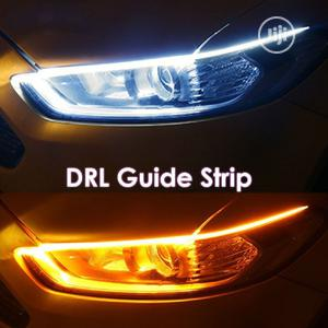2pcs DRL Led Daytime Running Light Strips Car Accessories | Vehicle Parts & Accessories for sale in Lagos State, Maryland