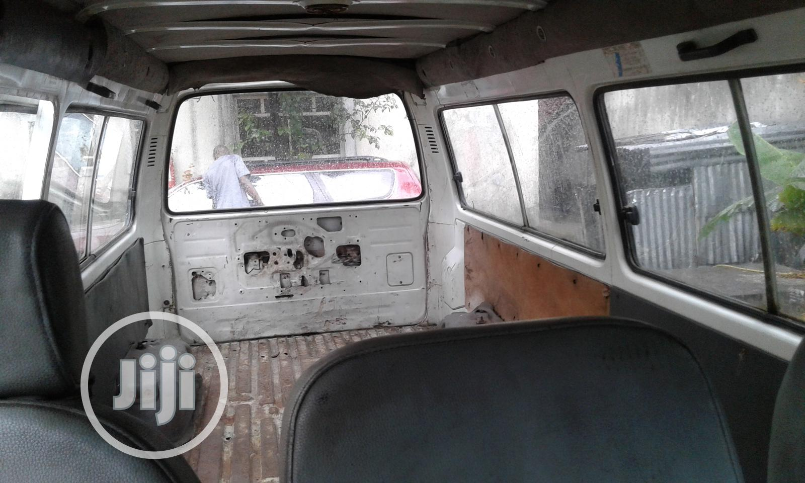Archive: Foton Bus. With Toyota Hiace Engine (18 Seater)