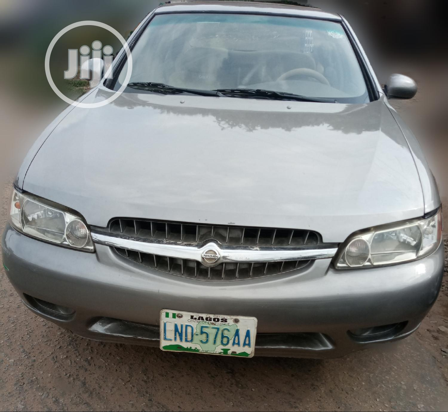 Nissan Altima 2001 Automatic Gray In Ibadan Cars Okpro Brothers Investment Jiji Ng For Sale In Ibadan Buy Cars From Okpro Brothers Investment On Jiji Ng